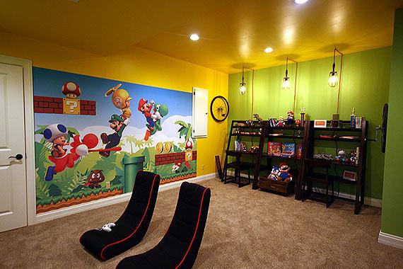 Kids Games Room Ideas  Feature Rock Springs Homearama Louisville 2013