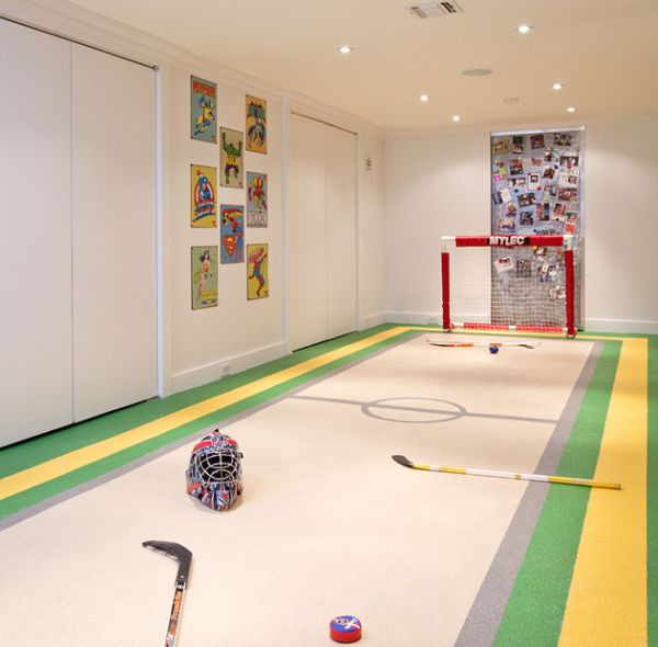 Kids Games Room Ideas  Indulge Your Playful Spirit with These Game Room Ideas