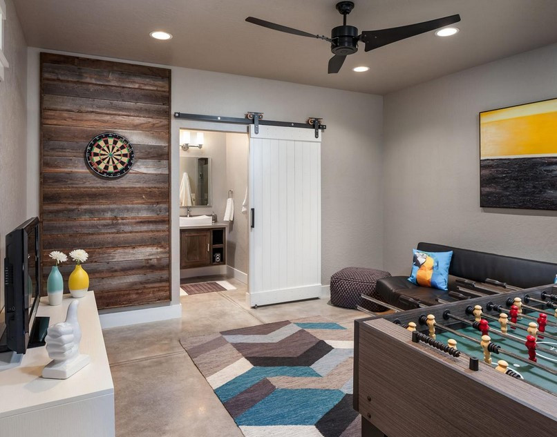 Kids Games Room Ideas  15 Funtastic Game Room Ideas For Kids and Familly Spenc
