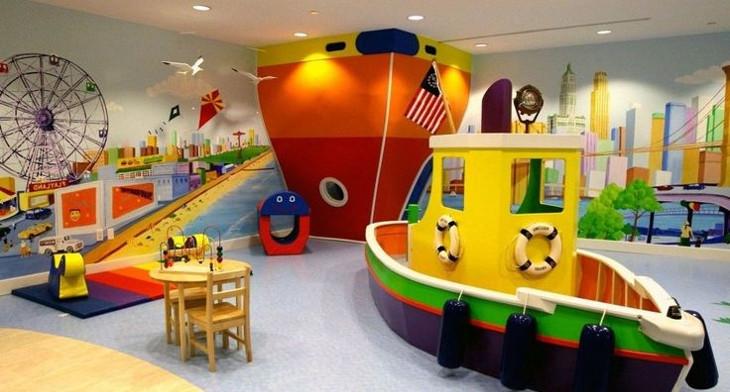 Kids Games Room Ideas  20 Kids Game Room Designs Ideas