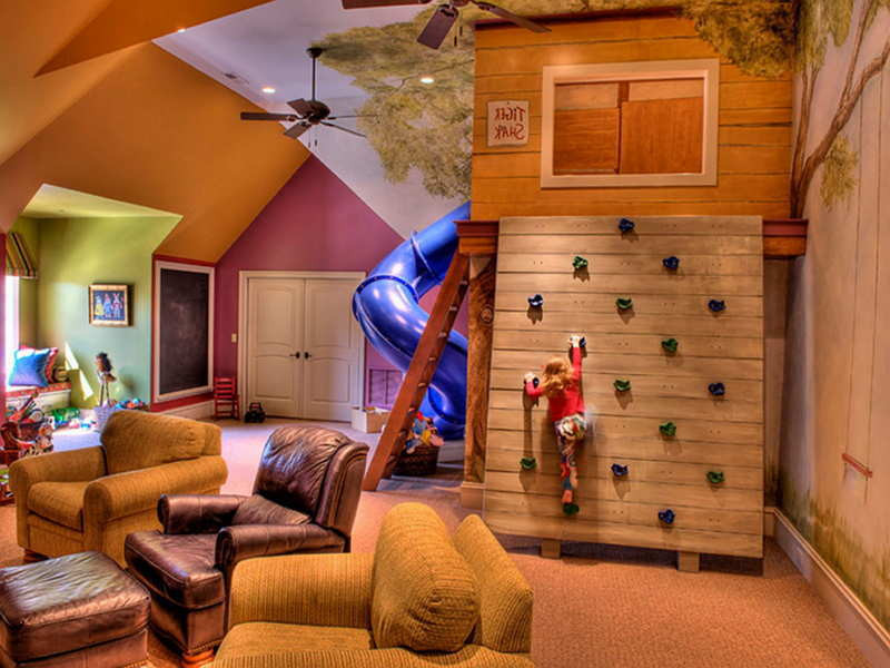 Kids Games Room Ideas  Awesome Game Room Decorating Ideas