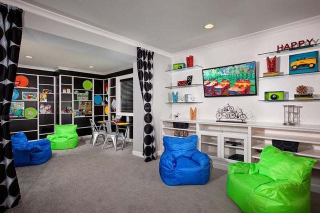 Kids Games Room Ideas  kids game room