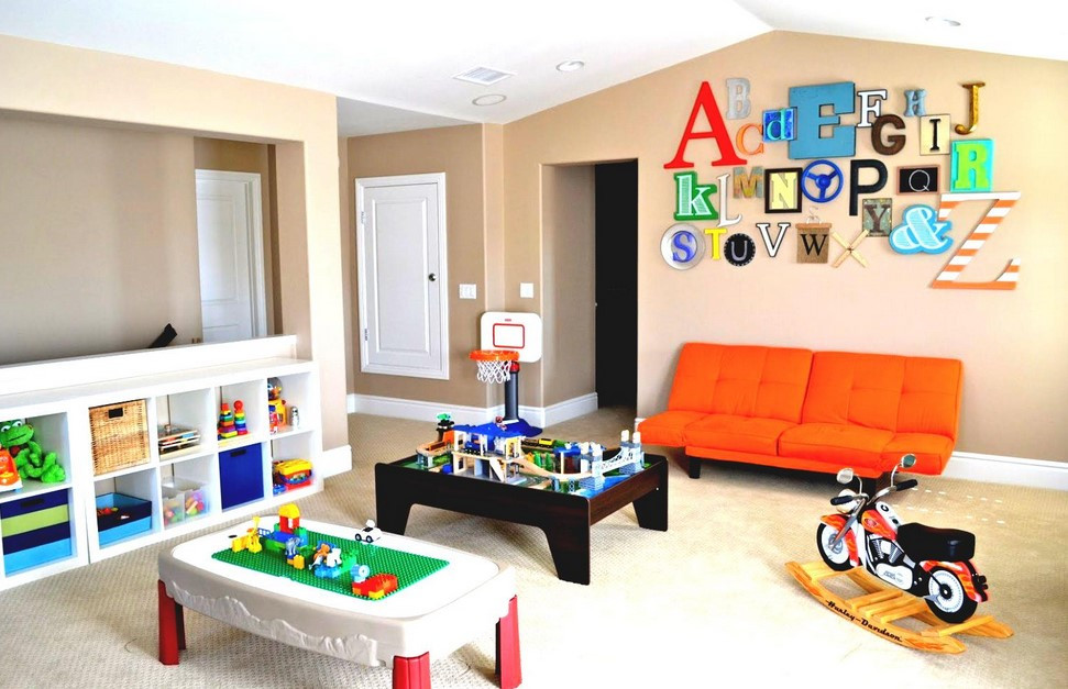 Kids Games Room Ideas  Spenc Design All About Home and Design Inspiration
