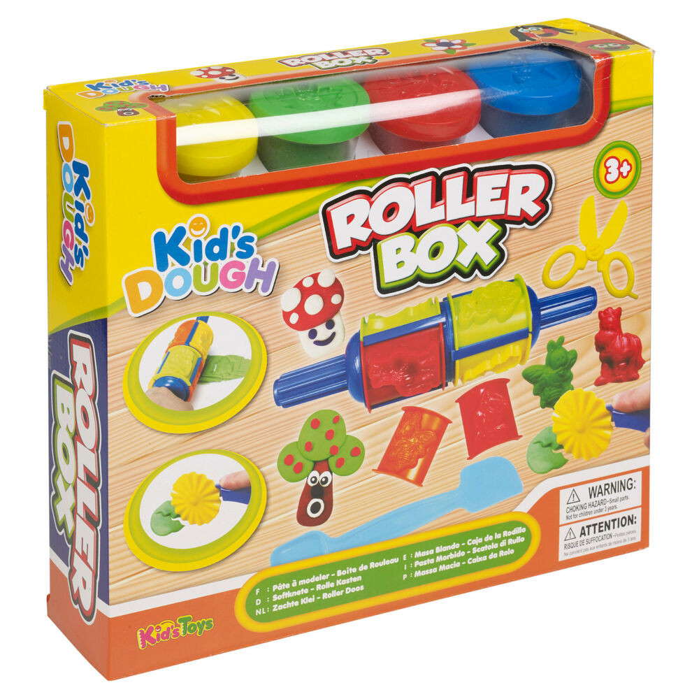 Kids Gift Sets  15pc Kids Play Dough Craft Gift Sets Tubs & Modelling