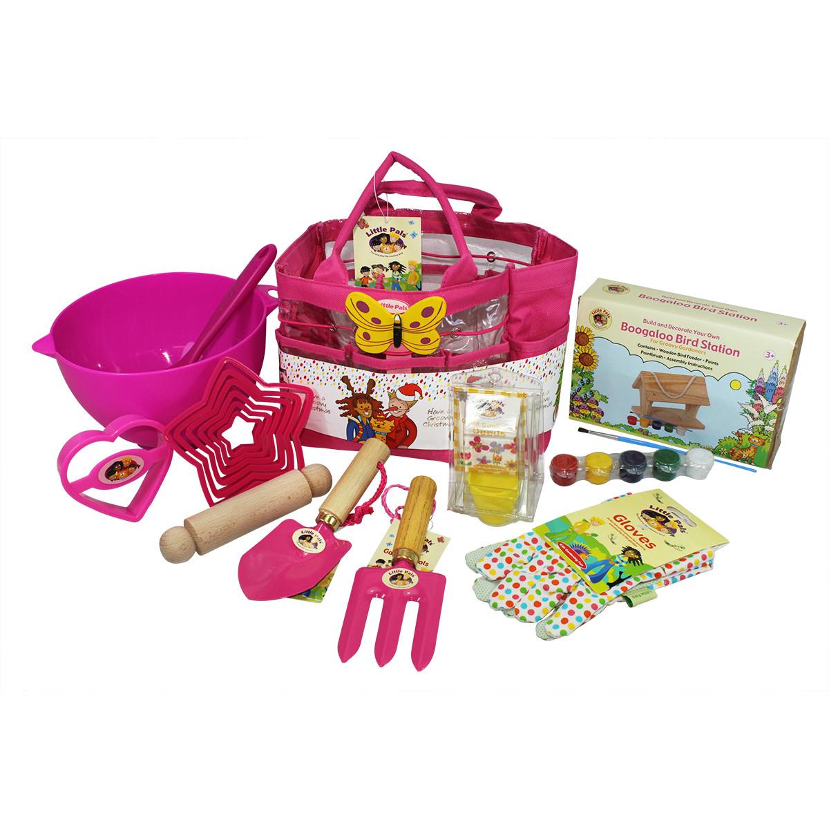 Kids Gift Sets  Santas Sack Christmas Gift Set for Girls