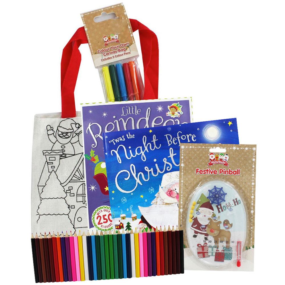 Kids Gift Sets  Kids Christmas Eve Bag Bundle