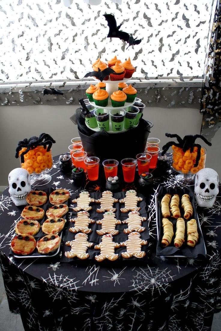 Kids Halloween Party Ideas  Halloween Kids Party Ideas Halloween Ideas