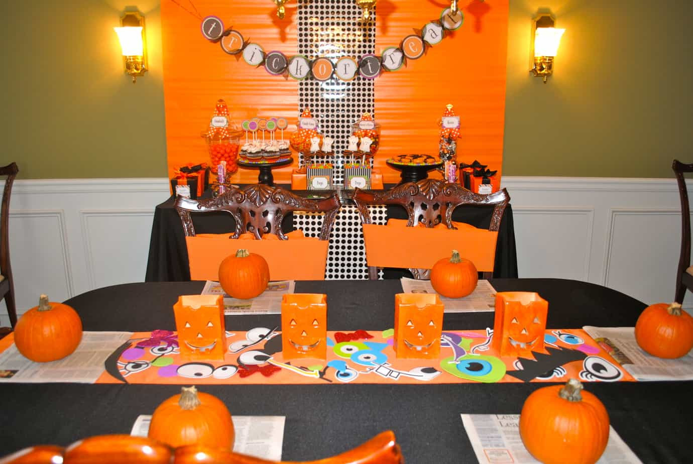 Kids Halloween Party Ideas  Halloween Party Ideas For Kids 2019 With Daily