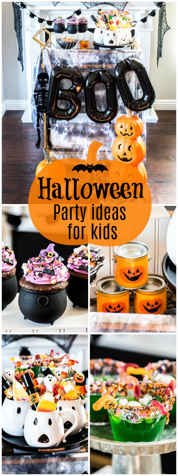 Kids Halloween Party Ideas  Halloween Party Ideas Kids