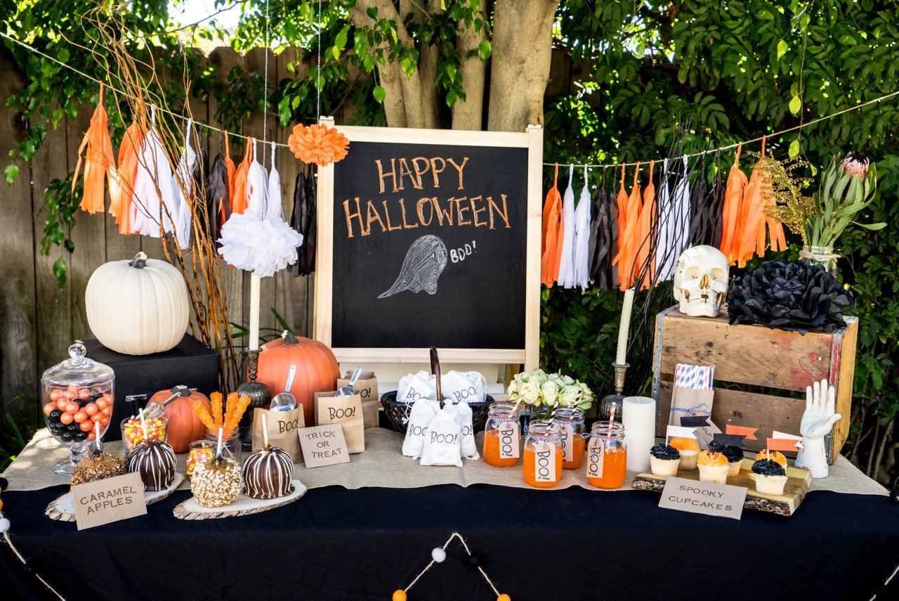 Kids Halloween Party Ideas  Planning the Perfect Halloween Party With Kids