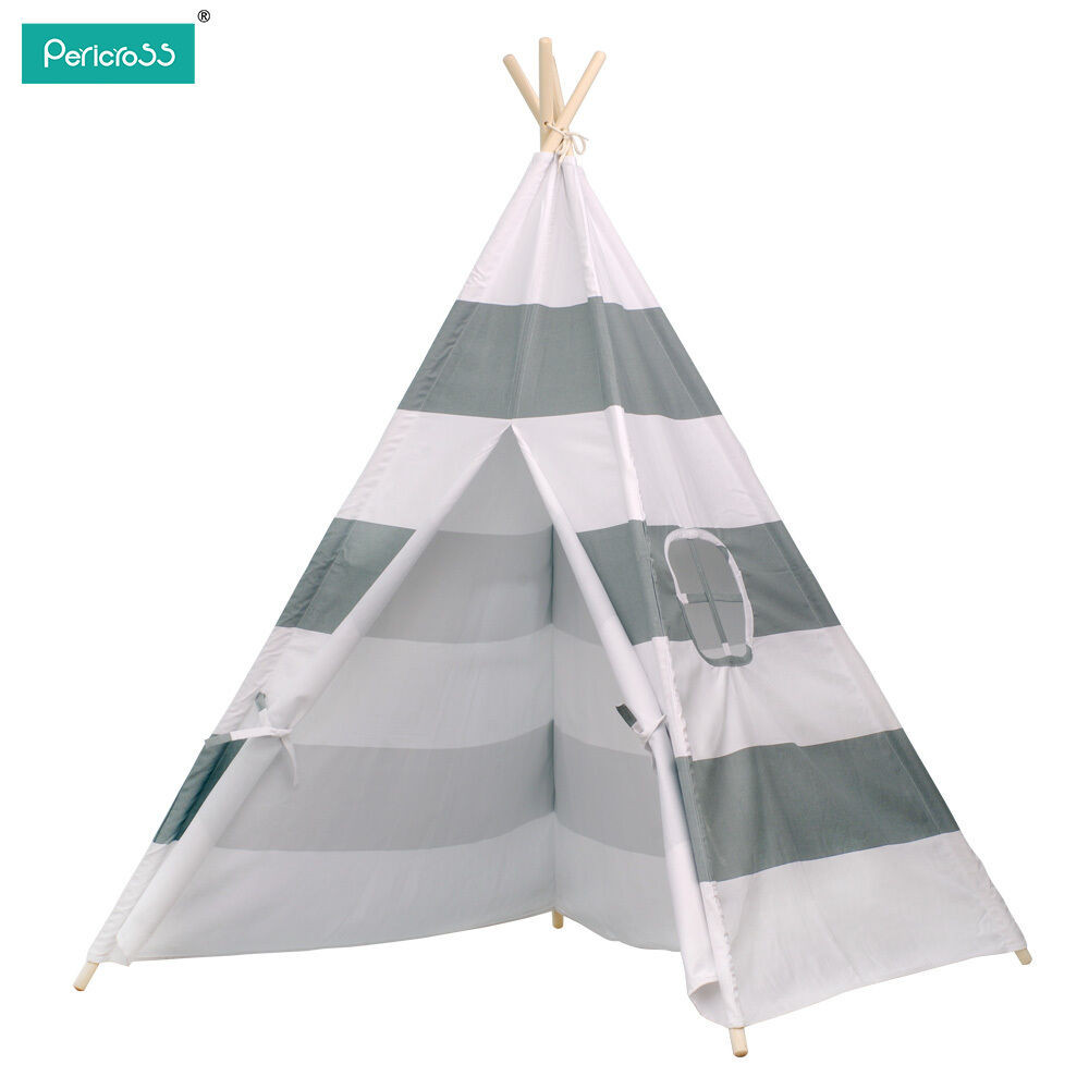 Kids Indoor Teepee  WIGWAM KIDS CHILDRENS INDIAN TEEPEE TIPI TENT PLAY HOUSE