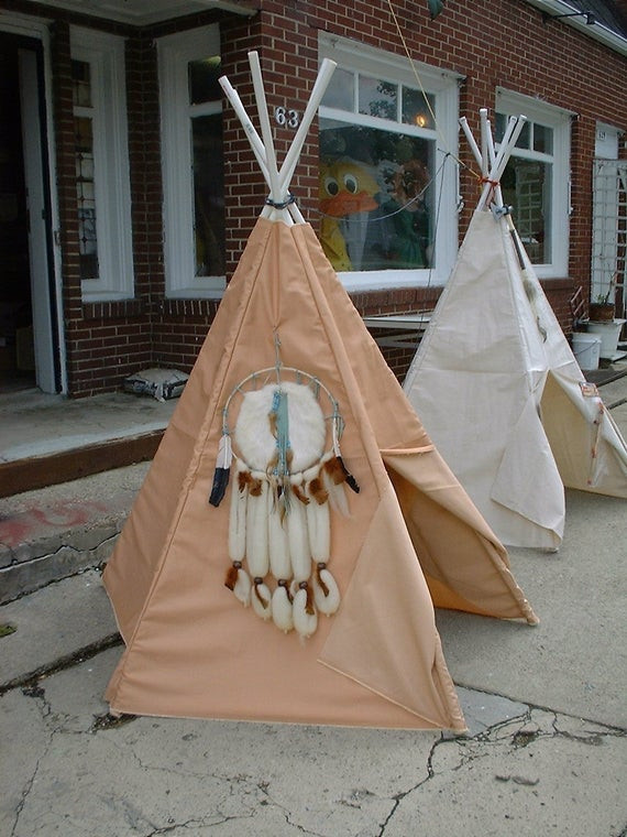 Kids Indoor Teepee  Items similar to Children s Heavy Fabric Teepee cover