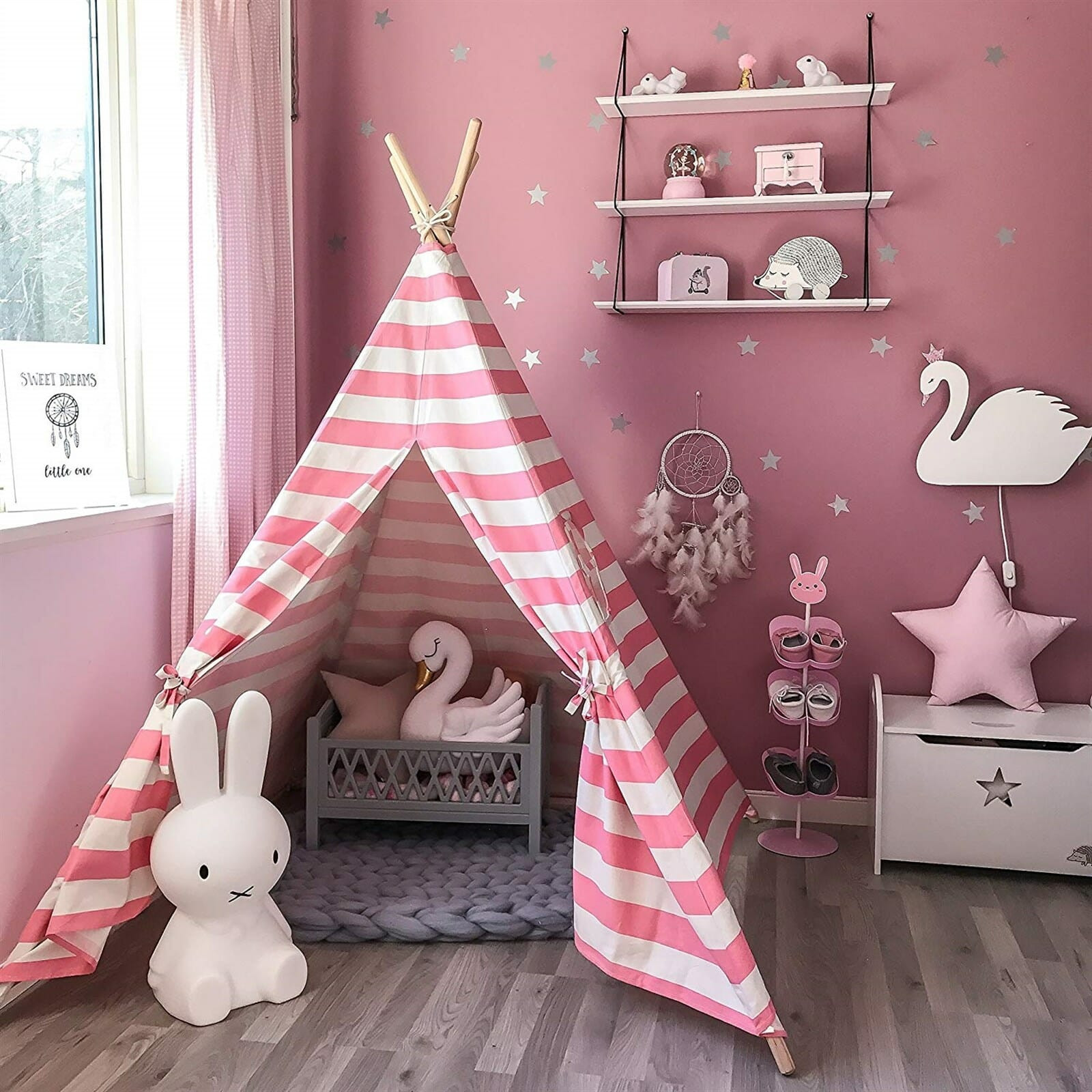 Kids Indoor Teepee  Kids Indoor Teepee ONLY $41 98 SHIPPED Reg $75 00