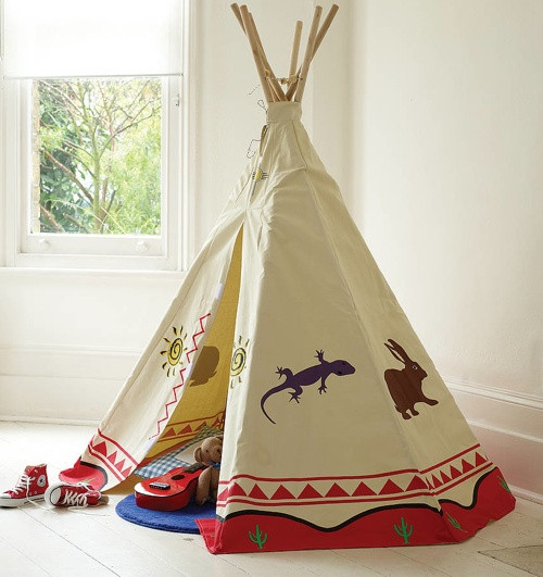 Kids Indoor Teepee  Kids Teepees Indoor Teepee Ideas