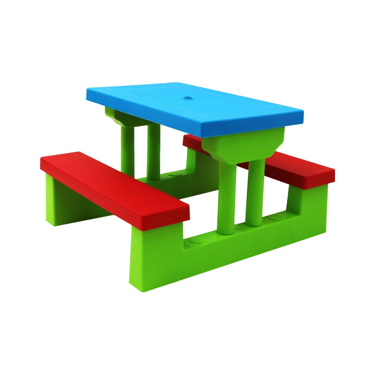 Kids Outdoor Table And Bench  NEW Kids Childrens Picnic Bench Table Outdoor Garden