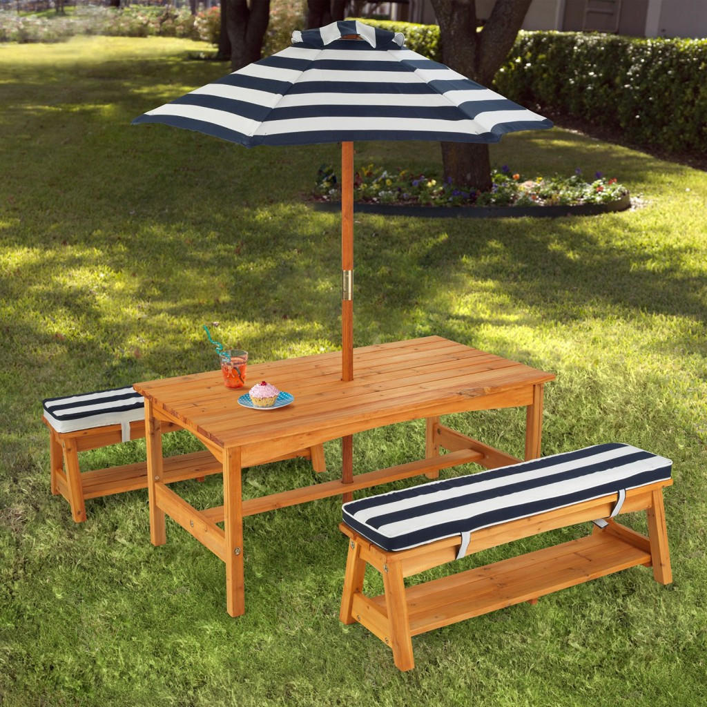 Kids Outdoor Table And Bench  Top 10 Cutest Children s Tables and Chair Sets