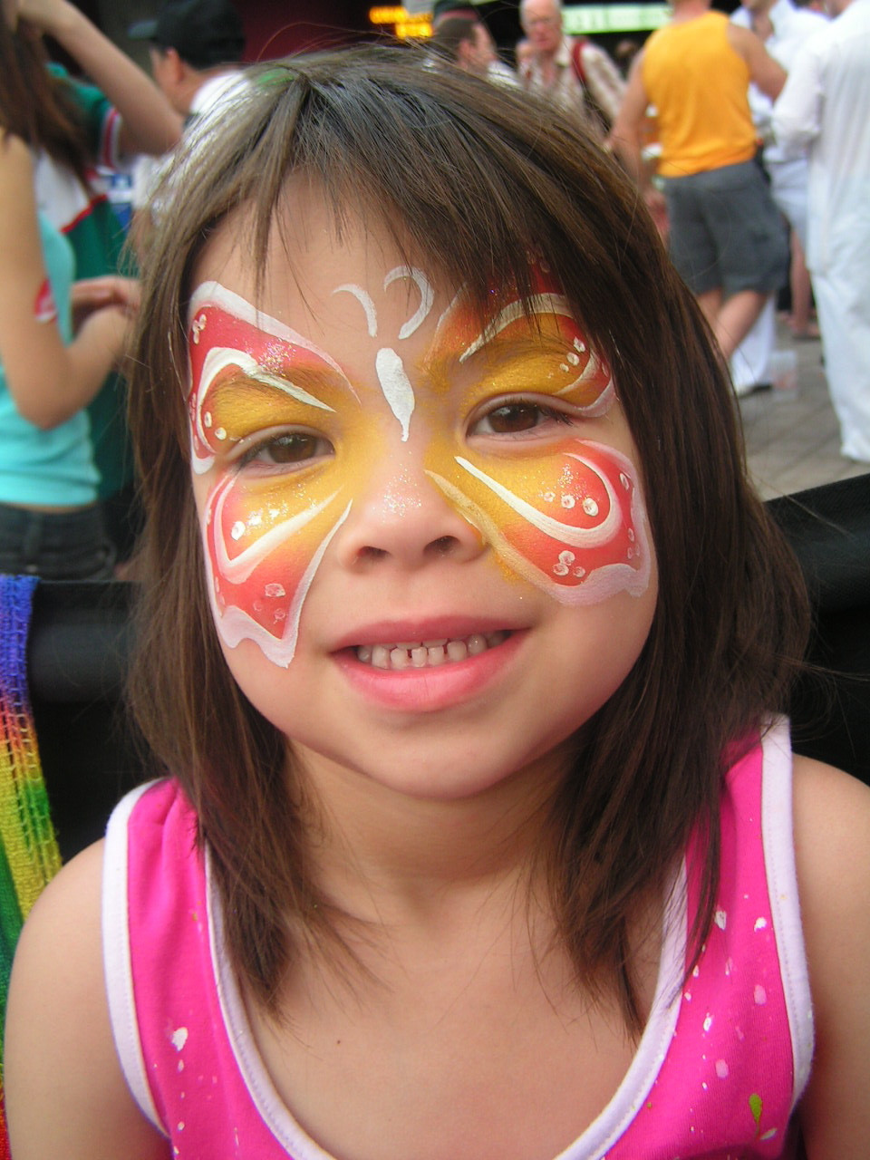 Kids Party Face Painting  Body Painting Show Face Painting Party Birthday Ideas