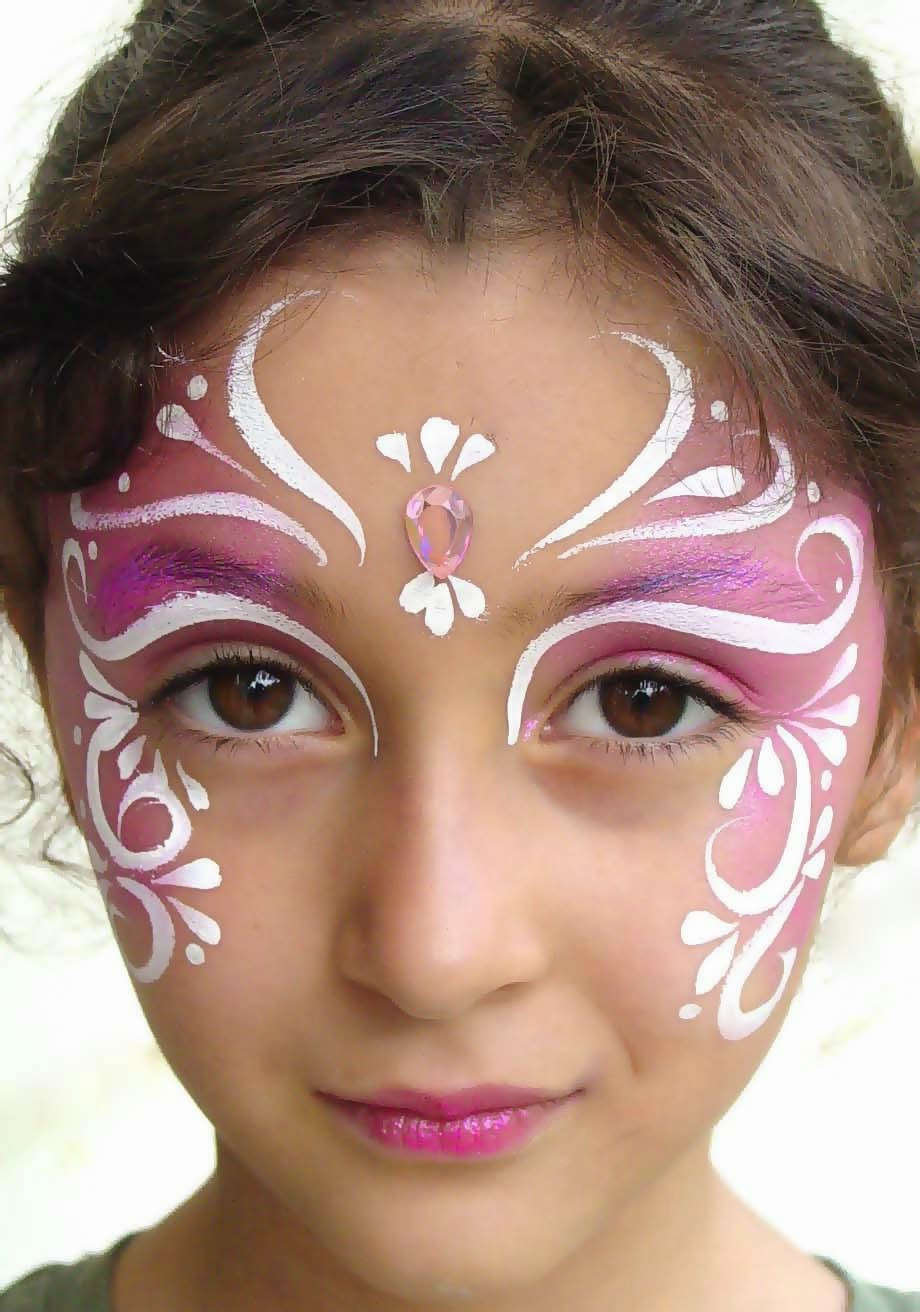 Kids Party Face Painting  Face Painting Ideas for Kids Birthday Party