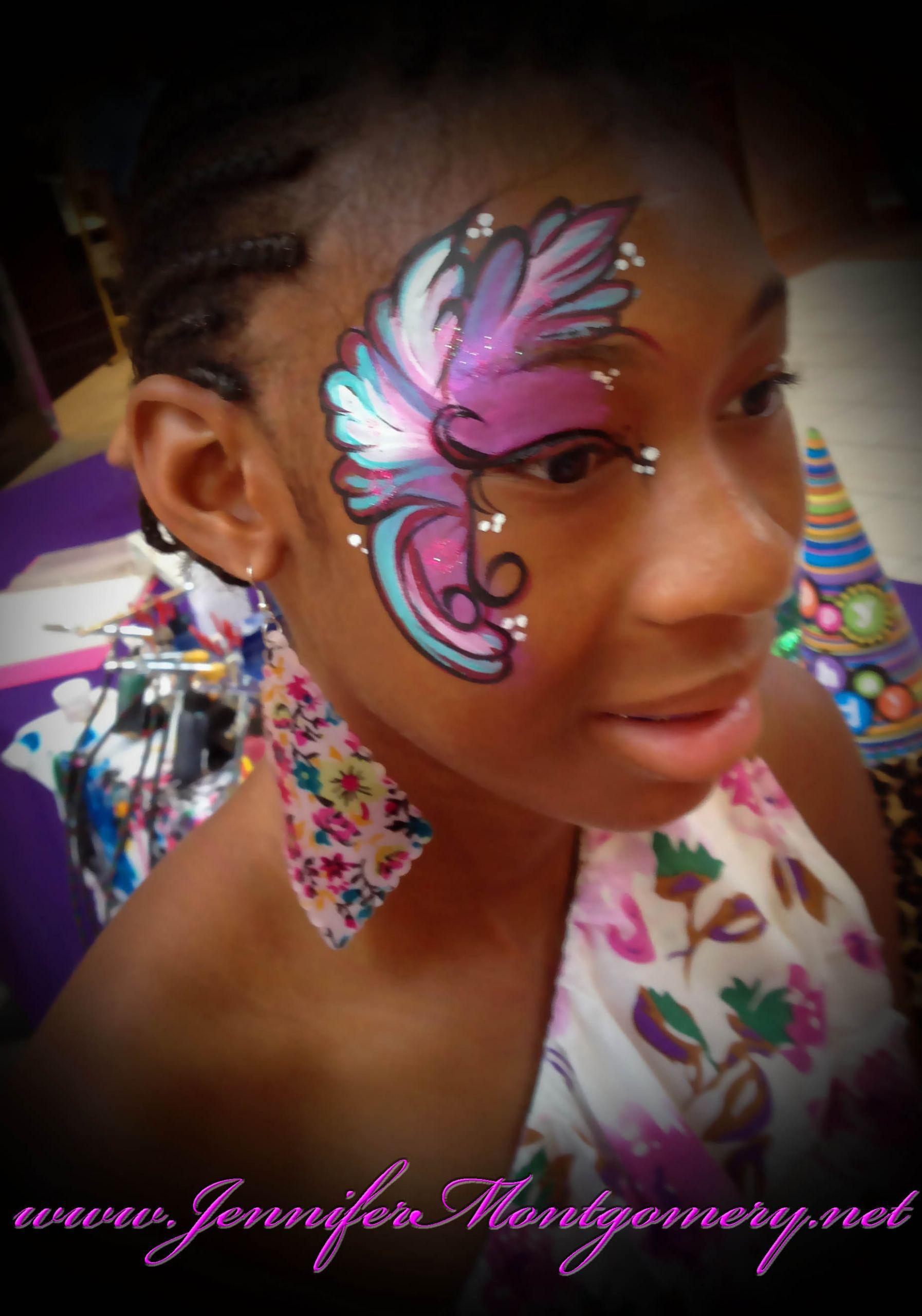 Kids Party Face Painting  Face Painting Kids Parties and Events Philadelphia PA