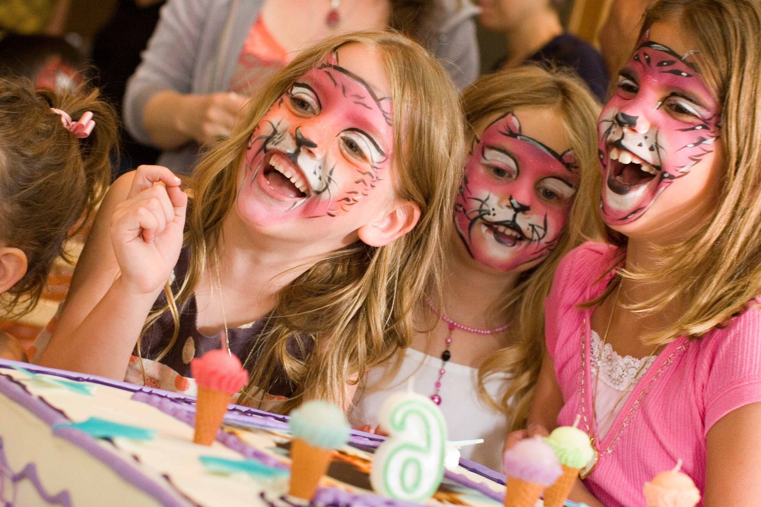 Kids Party Face Painting  Face Painting – 10 Great Tips