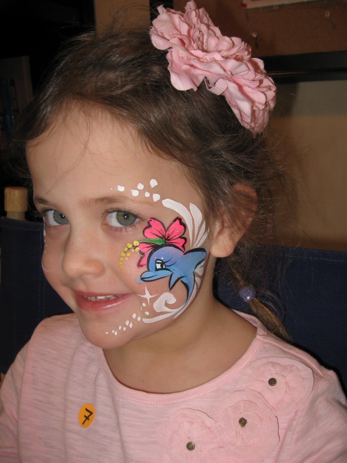 Kids Party Face Painting  easy face painting designs