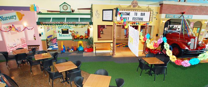 Kids Party Places San Diego  Kid Ventures Eastlake