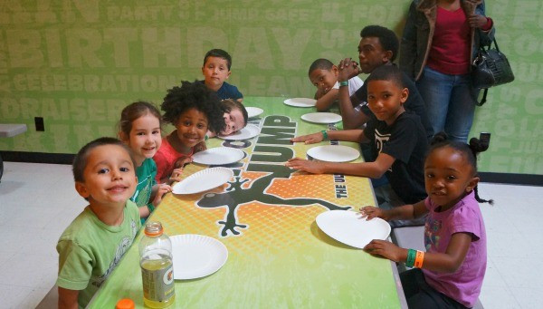 Kids Party Places San Diego  She s 5 We Had A Rockin Jump San Diego Birthday Party