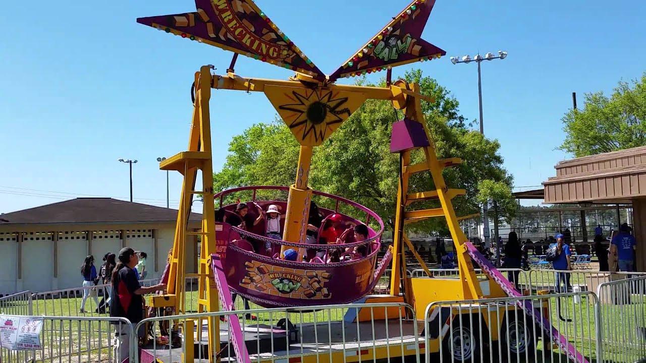 Kids Party Rental Houston  Wrecking Ball Rental Spring TX