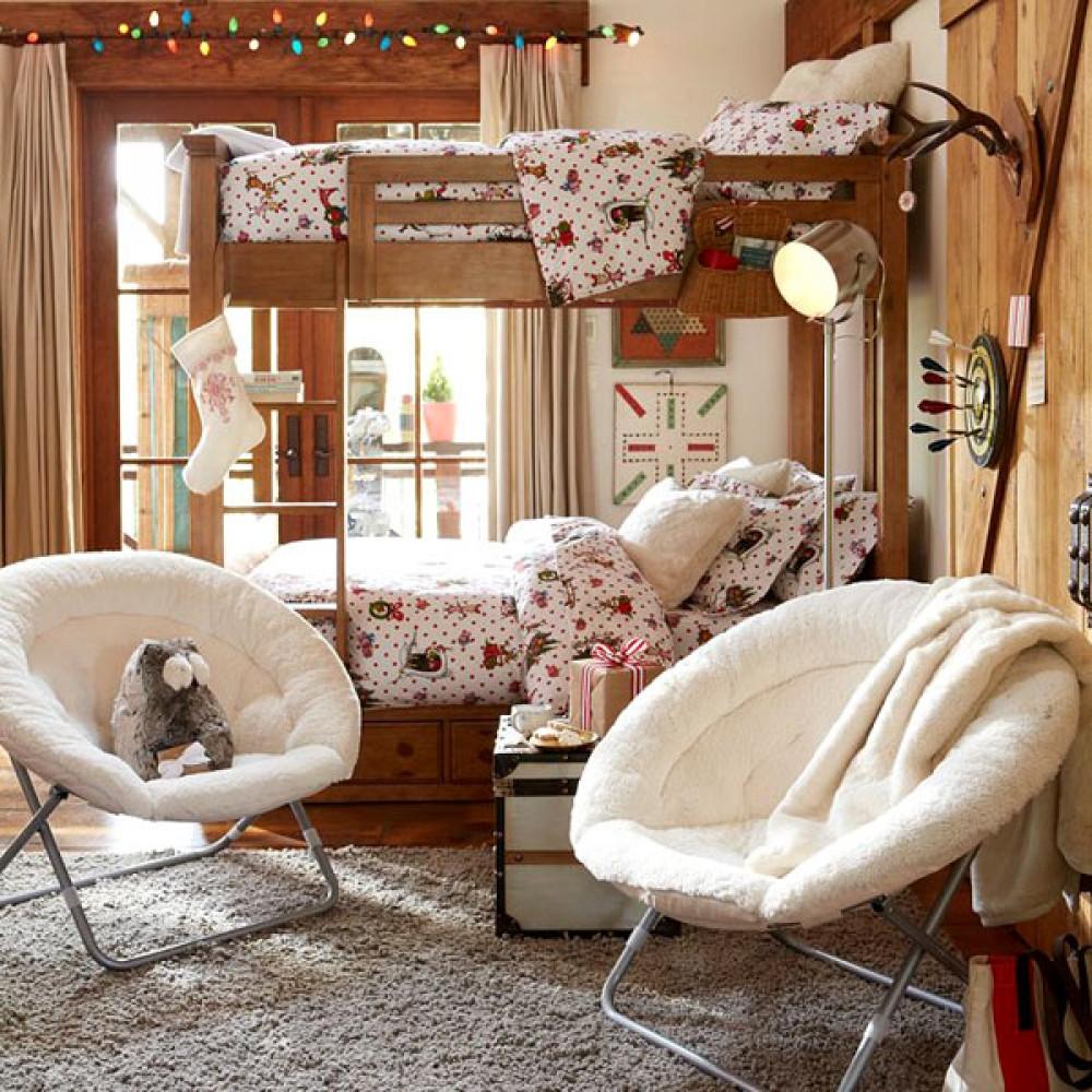 Kids Room Chairs  Stylish Papasan Chair for Kids and Kid's Room – HomesFeed