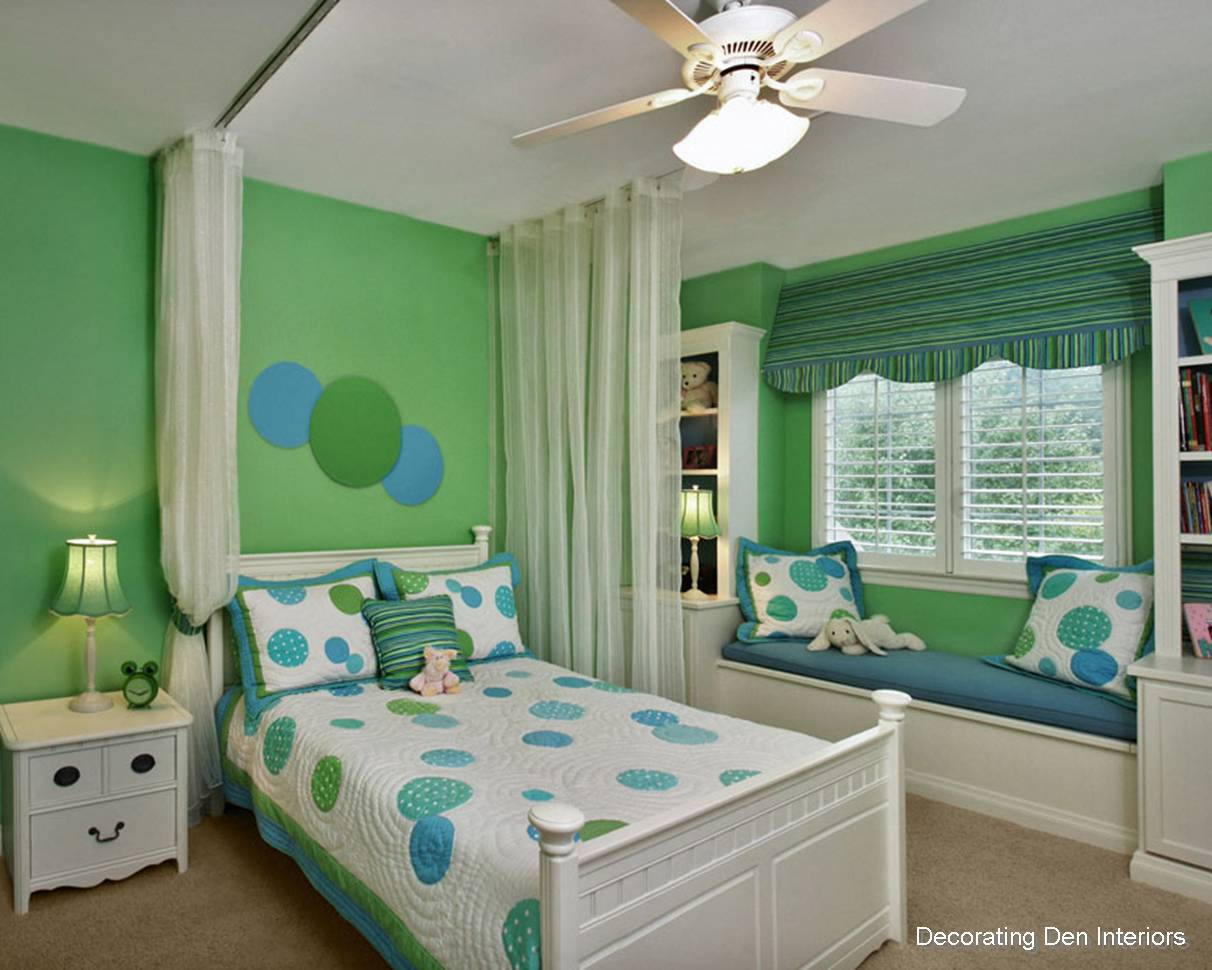 Kids Room Interior  Tips for Decorating Kid's Rooms