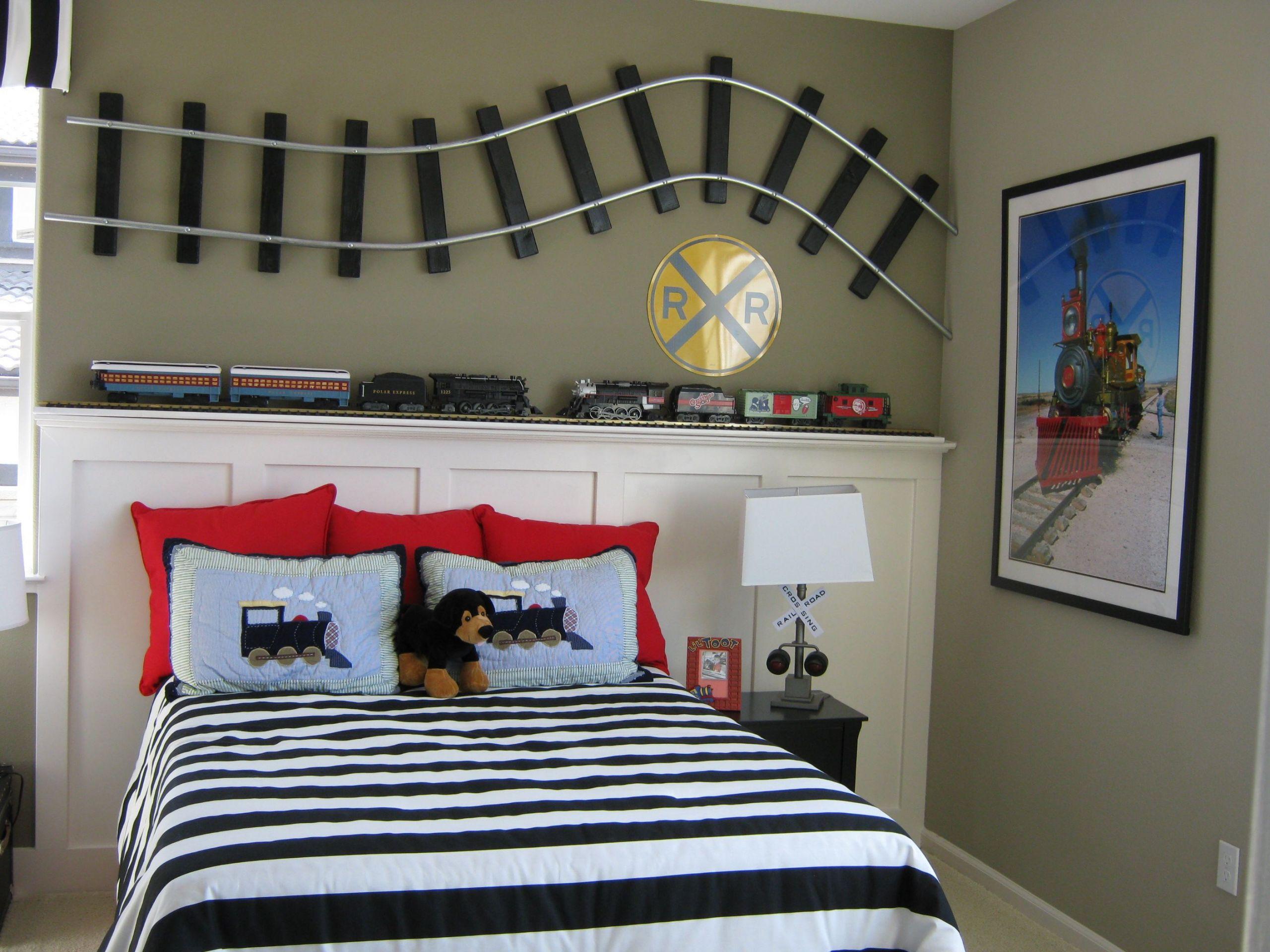 Kids Train Decor  Room decor in 2019