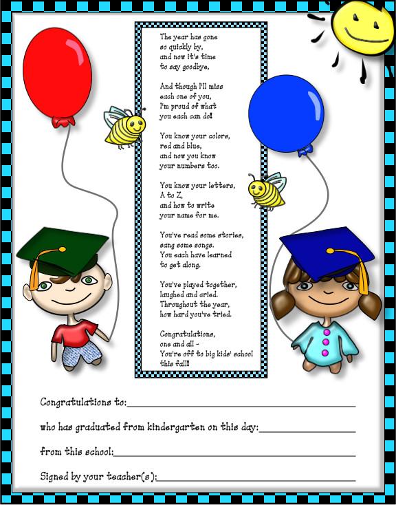 Kindergarten Graduation Quotes  Preschool Graduation Quotes For Parents QuotesGram