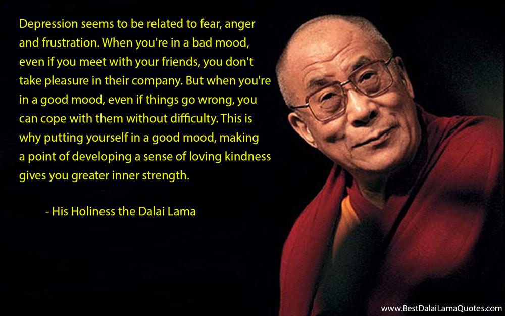 Kindness Quotes Dalai Lama  Best Dalai Lama Quotes