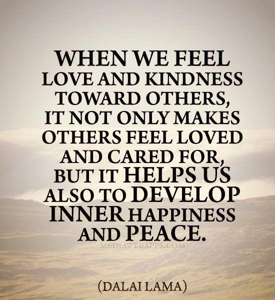 Kindness Quotes Dalai Lama  Love and kindness quotes Dalai Lama