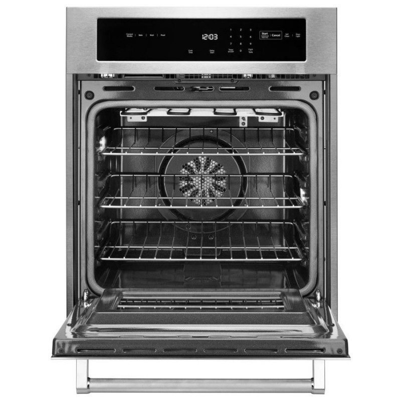 """Kitchen Aid Wall Oven  KitchenAid 24"""" Single Wall Oven with True Convection"""