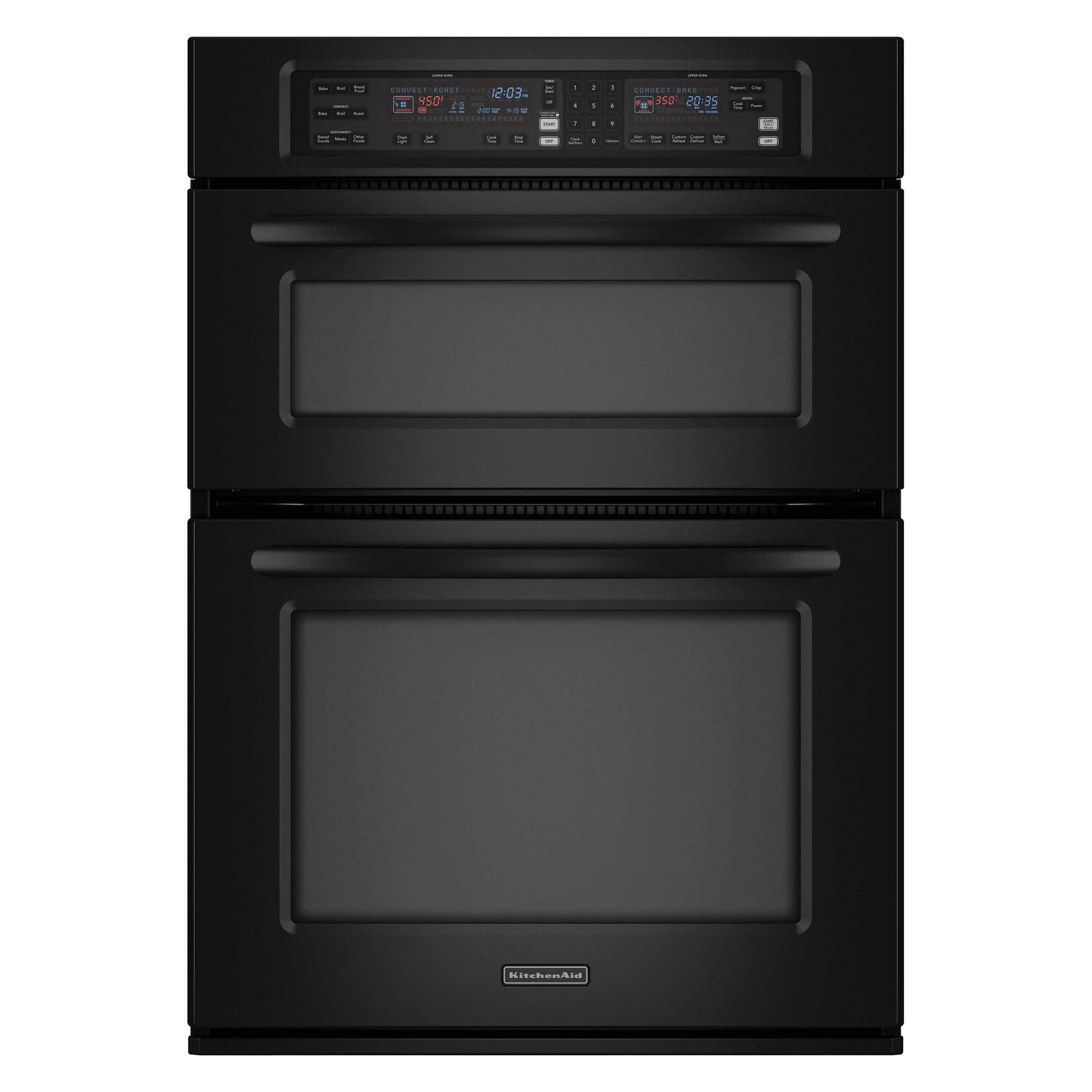 Kitchen Aid Wall Oven  KitchenAid Electric bination Wall Oven 30 in