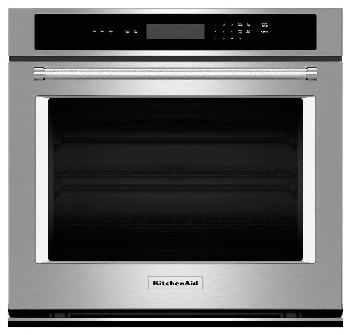 """Kitchen Aid Wall Oven  KitchenAid 27"""" Built In Single Electric Wall Oven"""