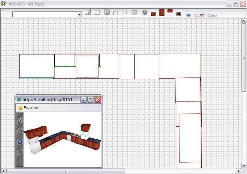 Kitchen Cabinet Designing Software  Cabinet Kitchen Design Software Free