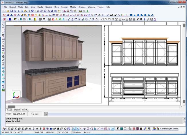 Kitchen Cabinet Designing Software  Kitchen Design Software