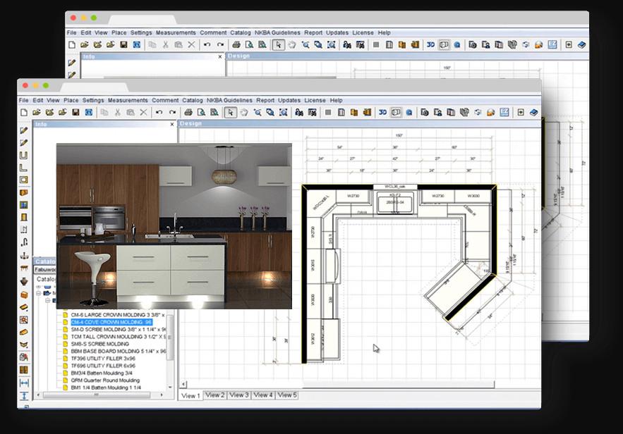 Kitchen Cabinet Designing Software  ProKitchen Software