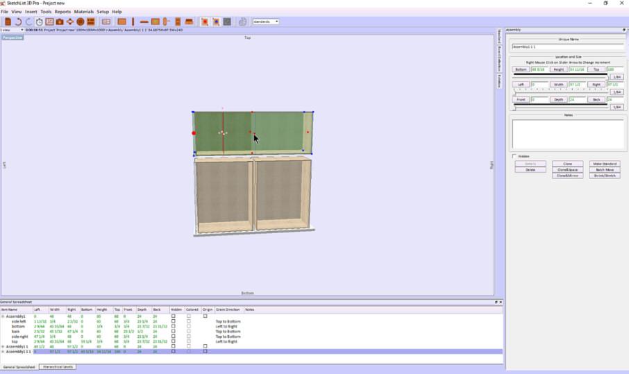 Kitchen Cabinet Designing Software  Kitchen Cabinet Design Software Sketchlist 3D