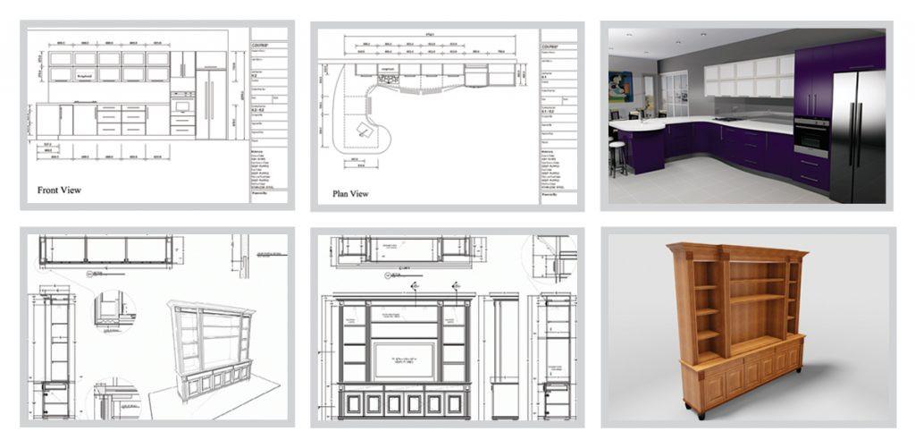 Kitchen Cabinet Designing Software  Kitchen Cabinet Design Software for AutoCAD Users