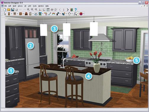 Kitchen Cabinet Designing Software  4 Kitchen Design Software Free To Use