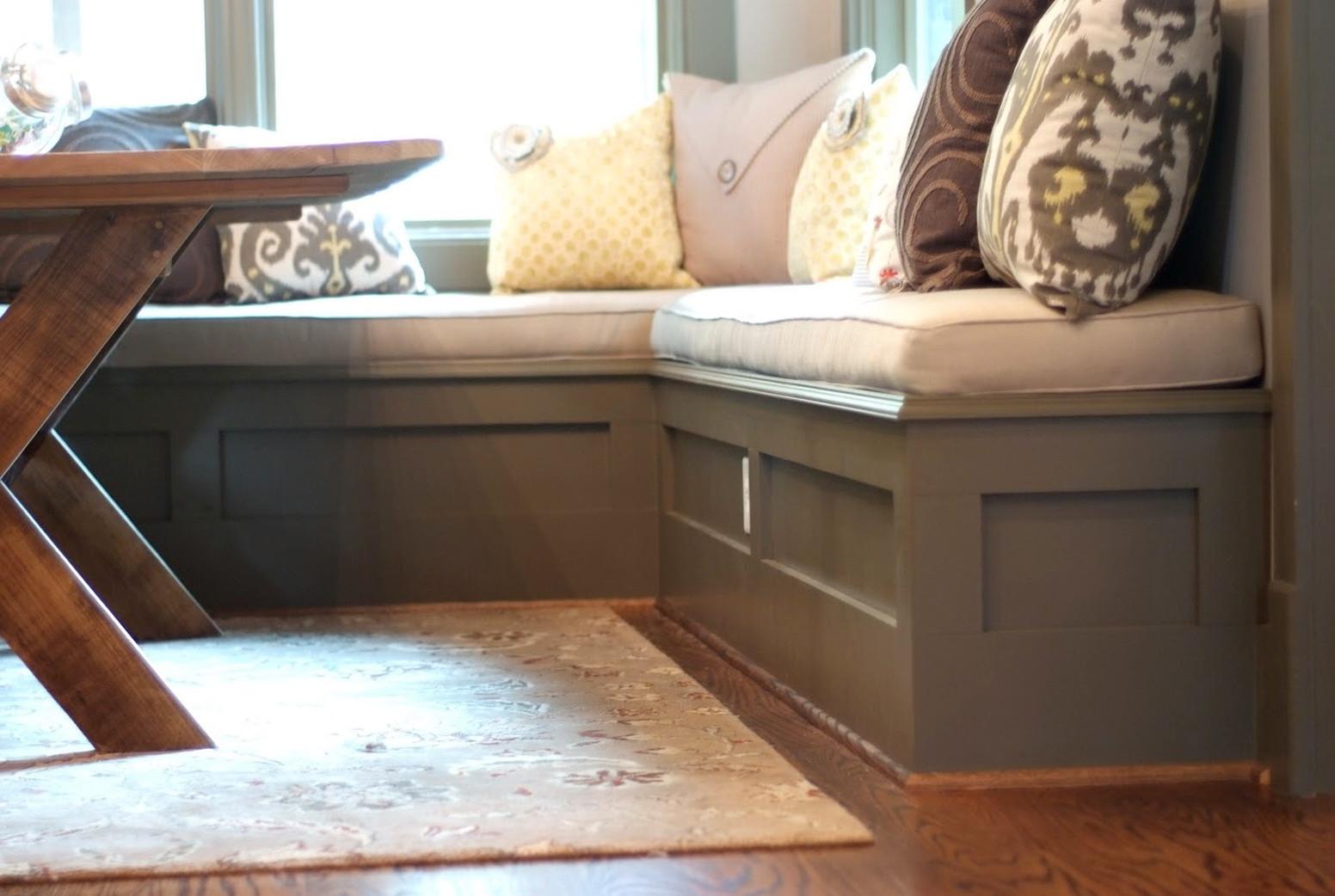 Kitchen Nook Bench With Storage  Breakfast Nook Benches Zion Star Zion Star