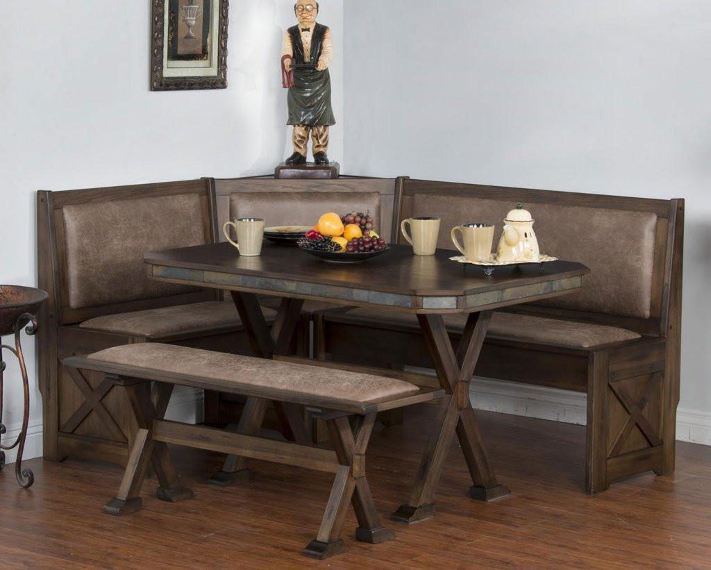 Kitchen Nook Bench With Storage  Breakfast Nook Bench With Storage – Loccie Better Homes