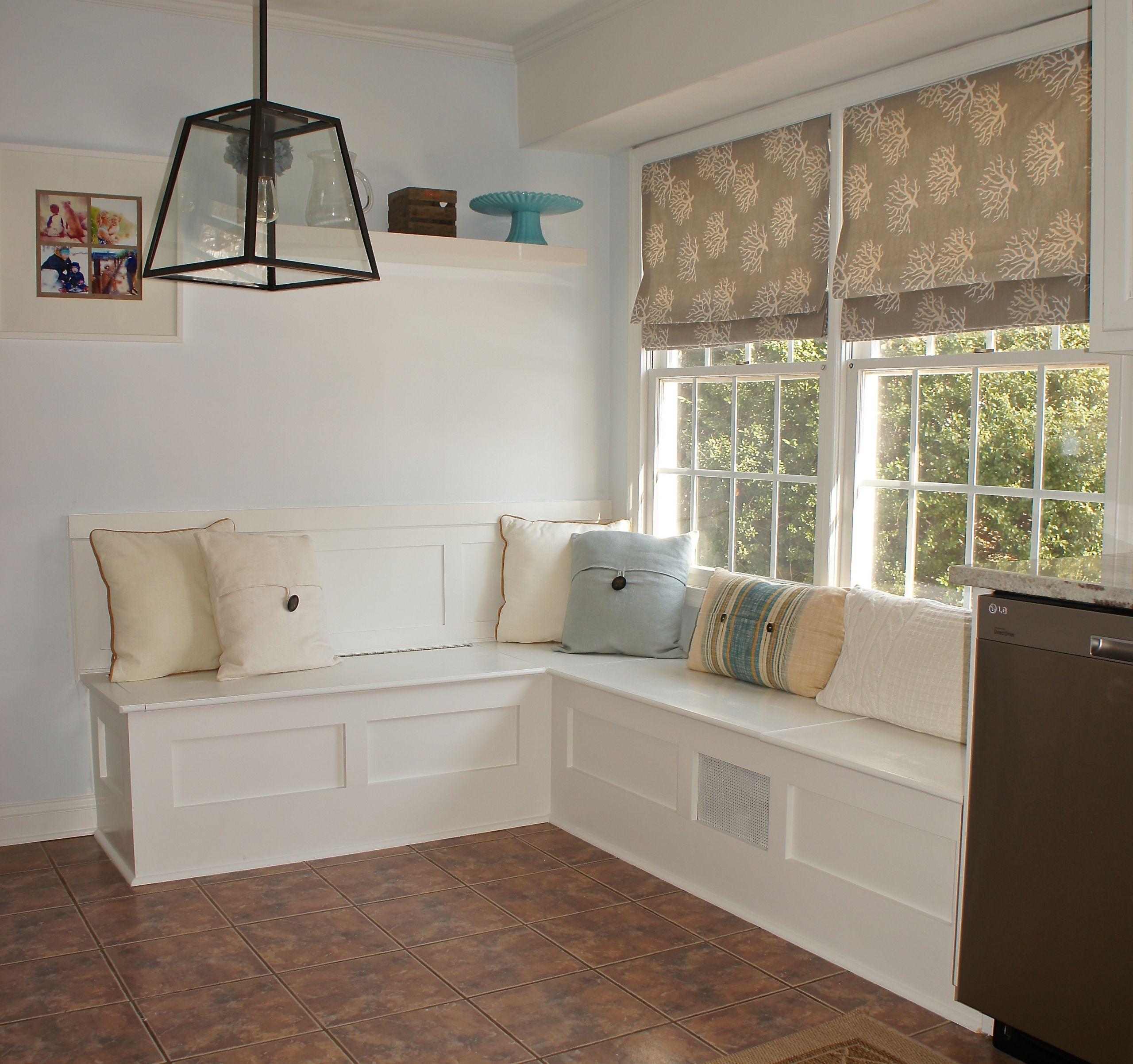 Kitchen Nook Bench With Storage  Breakfast Nook Bench