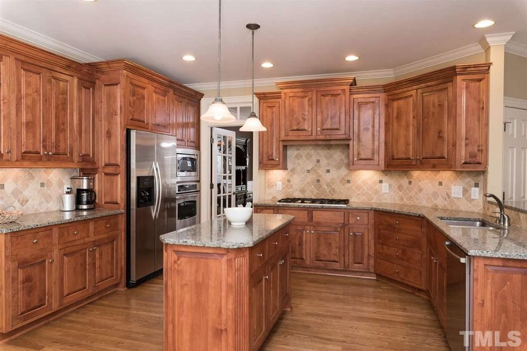 Kitchen Remodeling Raleigh Nc  Peed Rd Raleigh NC