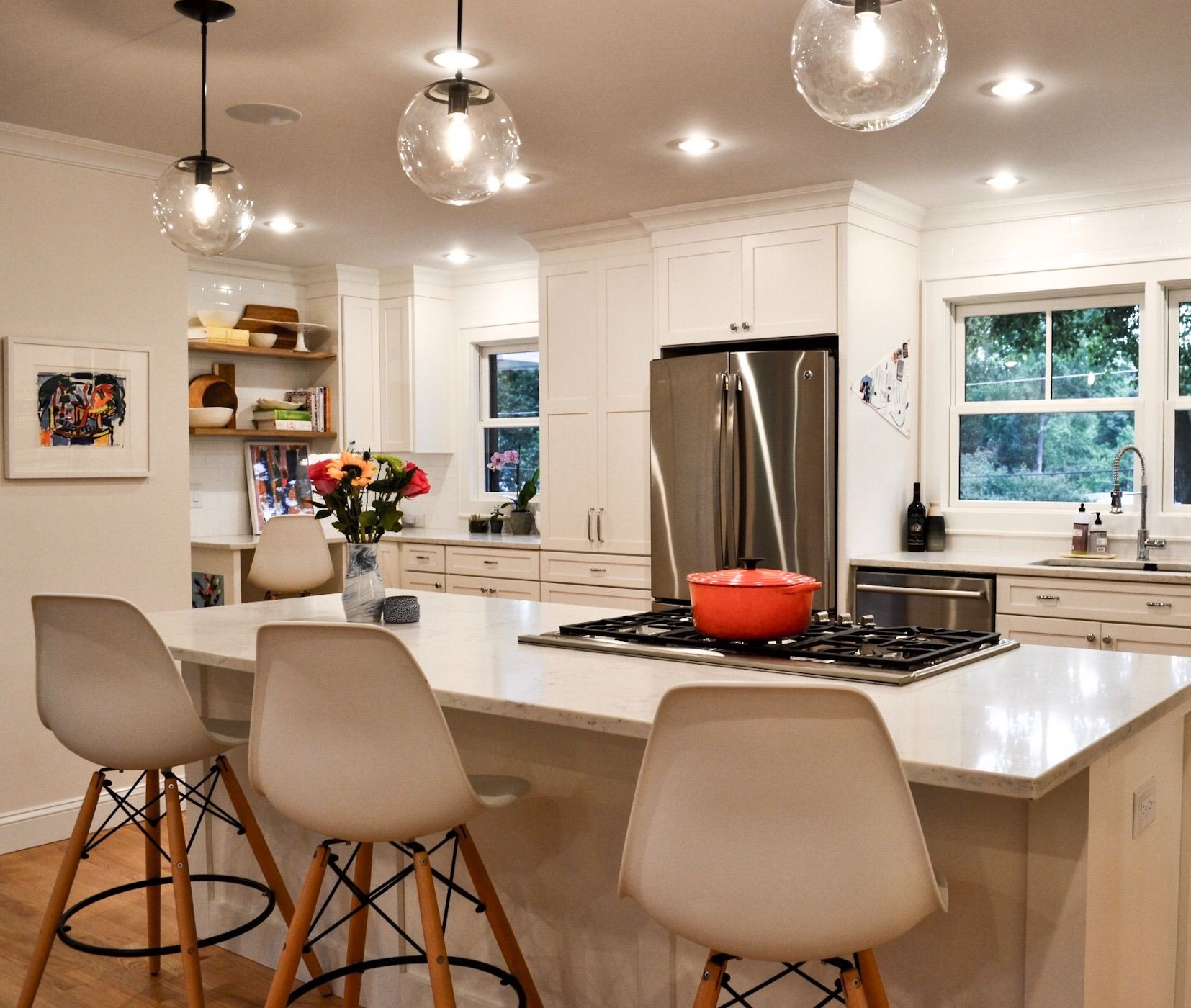 Kitchen Remodeling Raleigh Nc  New kitchen Raleigh NC Tingen Remodeling