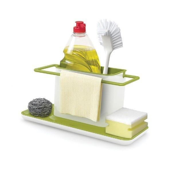 Kitchen Soap Caddy Organizer  Big Size Kitchen Storage Organizer Rack Soap Sponge Brush