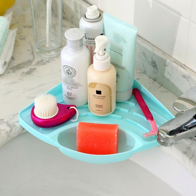 Kitchen Soap Caddy Organizer  Aliexpress Buy Kitchen Organizer Sink Caddy Sponge